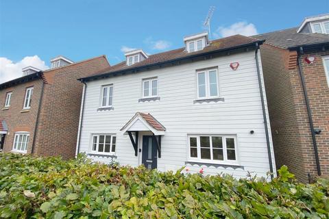 4 bedroom detached house for sale - Lucksfield Way, Littlehampton