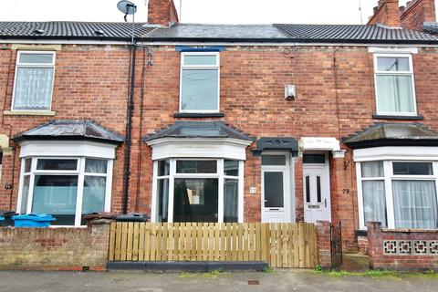 2 bedroom terraced house to rent - Newstead Street, Hull
