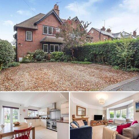 3 bedroom property for sale - Conisboro Avenue, Caversham, Reading