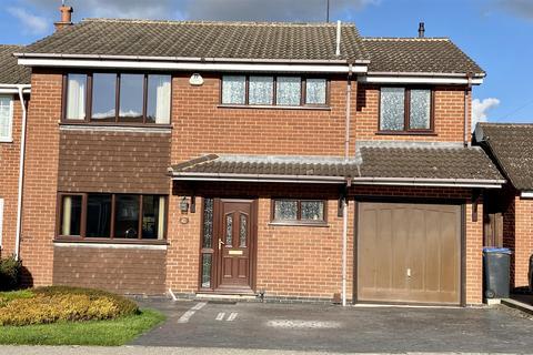 4 bedroom detached house for sale - Blackburn Road, Barwell, Leicester