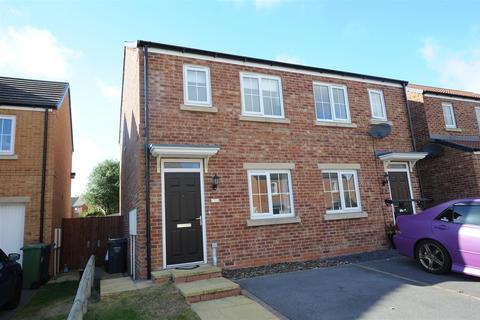 2 bedroom semi-detached house for sale - Haydock Road, Colburn, Catterick Garrison