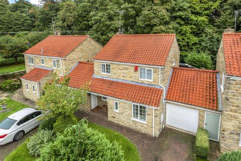 3 bedroom link detached house for sale - 14 Heron Close, Thornton-Le-Dale, Pickering, North Yorkshire, YO18 7SN