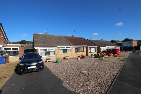 2 bedroom semi-detached bungalow for sale - Merlin Crescent, Branston