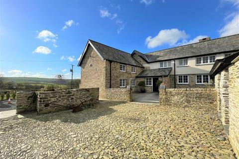 6 bedroom detached house for sale - Chelfham, Barnstaple
