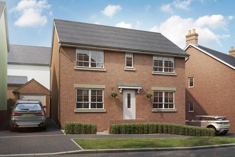 4 bedroom detached house for sale - Thornton at Hanbury Locks Bevans Lane, Cwmbran NP44