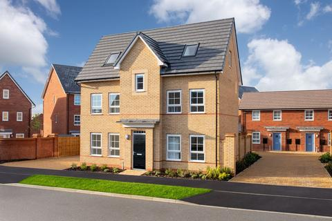 4 bedroom detached house for sale - Hesketh at Fairfields Vespasian Road, Milton Keynes, Fairfields MK11