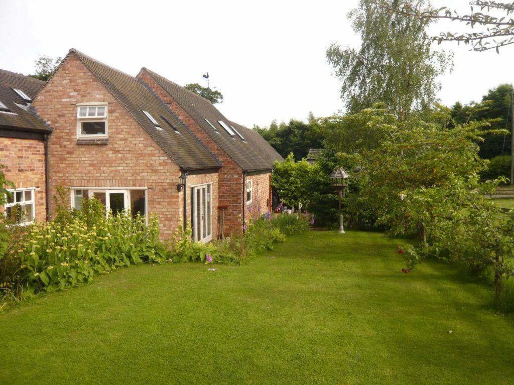 4 Bedrooms Detached House for sale in Park Farm, Ashby De La Zouch