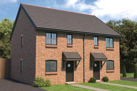 3 bedroom end of terrace house for sale - The Turner, Woodgreen, Blyth, NE24
