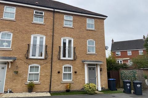 4 bedroom semi-detached house to rent - Spellow Close, Coton Meadows, Rugby, CV23