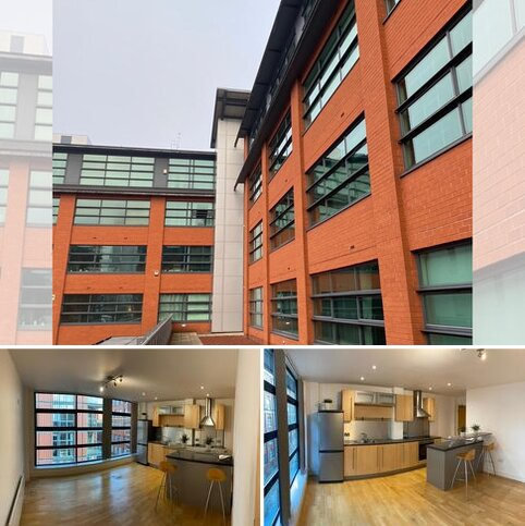 2 bedroom apartment to rent - Pickford Street, Manchester M4