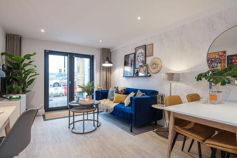 1 bedroom ground floor flat for sale - 10 Lombard Street,Digbeth,Birmingham,B12 0QD