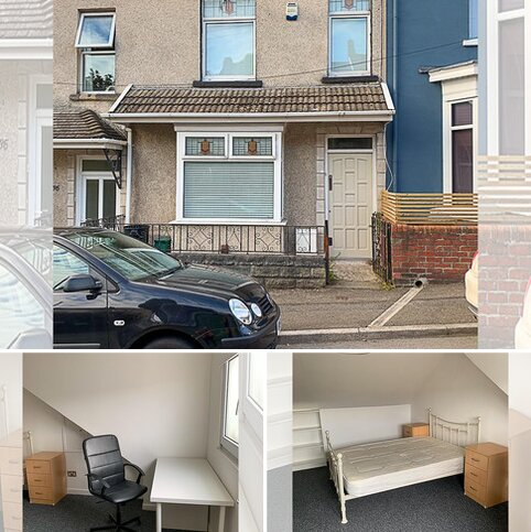 4 bedroom terraced house to rent - Waterloo Place, Brynmill SA2