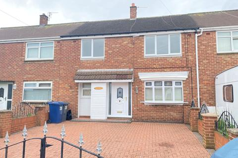 3 bedroom terraced house to rent - Tasmania Road, Brockley Whinns, South Shields, Tyne and Wear, NE34 9DX
