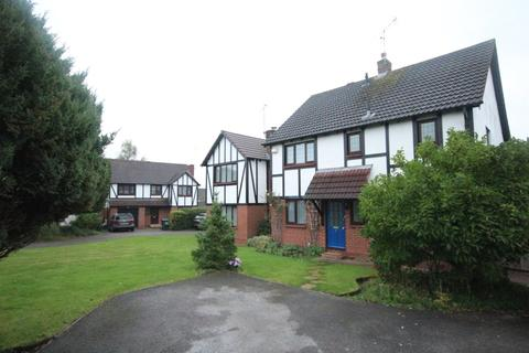 4 bedroom detached house for sale - Tudor Way, Chester