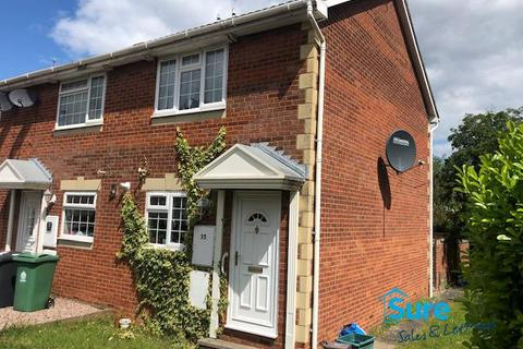 2 bedroom end of terrace house to rent - Fosse Close, Abbeymead, GL4.