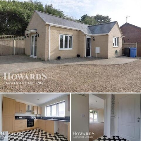 1 bedroom bungalow to rent - Green Drive, Lowestoft