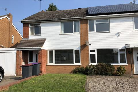 3 bedroom semi-detached house to rent - 13 Meadow View Road  Newport  TF10 7NL