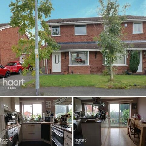 3 bedroom semi-detached house for sale - Randlay Fields, Telford