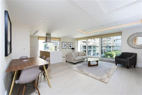 2 bedroom flat for sale - BENSON HOUSE, KENSINGTON HIGH STREET, London, W14