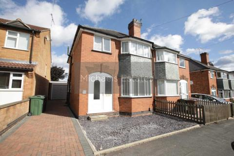 3 bedroom semi-detached house for sale - Dalby Road, Leicester