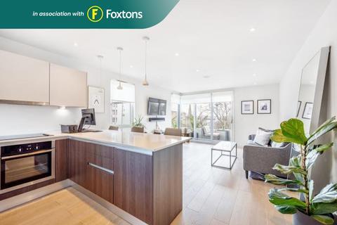 1 bedroom flat for sale - 73 Romney Court, Shepherds Bush Green, London, W12 8PY