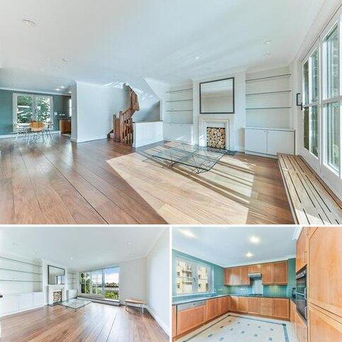 4 bedroom terraced house to rent - Blyth's Wharf, Narrow Street, Limehouse, London, E14