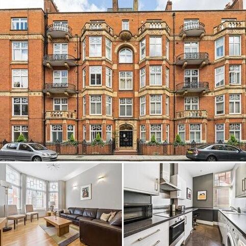 2 bedroom flat for sale - Montagu Mansions, London, W1U