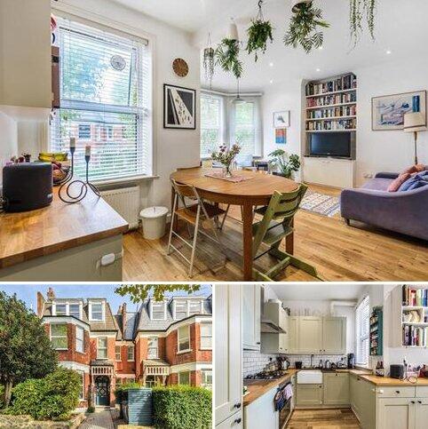 2 bedroom flat for sale - Stapleton Hall Road, Stroud Green