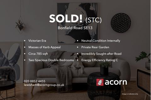 2 bedroom flat for sale - Bonfield Road London SE13