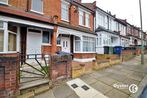 3 bedroom terraced house to rent - Park View Crescent, London, N11