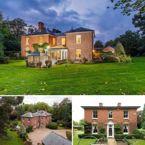 5 bedroom detached house for sale - The Village, Hartlebury, Kidderminster, Worcestershire, DY11