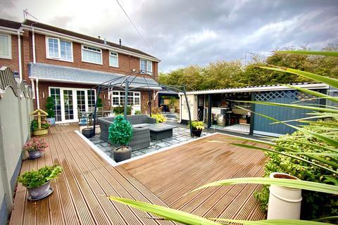 4 bedroom end of terrace house for sale - Huxley Court, Rivacre, Ellesmere Port, CH66 1TF