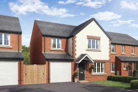 4 bedroom detached house for sale - Plot 468, The Roseberry at Scholars Green, Boughton Green Road NN2