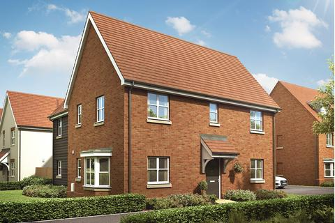 4 bedroom detached house for sale - Plot 164, The Copwood at Copperfield Place, Hollow Lane CM1