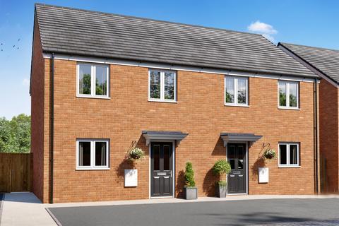 3 bedroom semi-detached house for sale - Plot 15, The Cartmel at Bannerbrook Park, Jasper Close  CV4