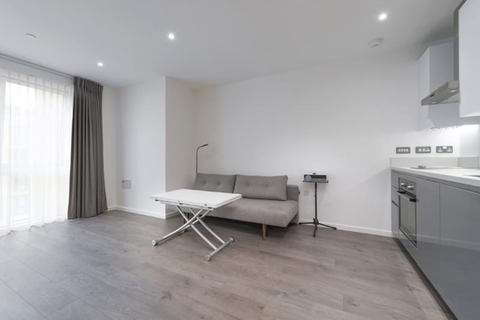 Studio to rent - Discovery House, Juniper Drive, London SW18