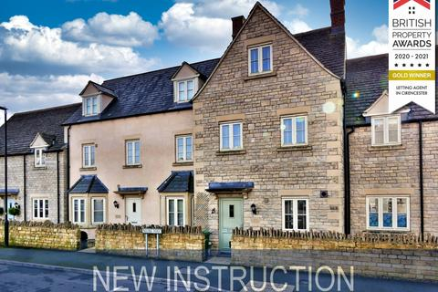 3 bedroom terraced house to rent - Moss Way, CIRENCESTER