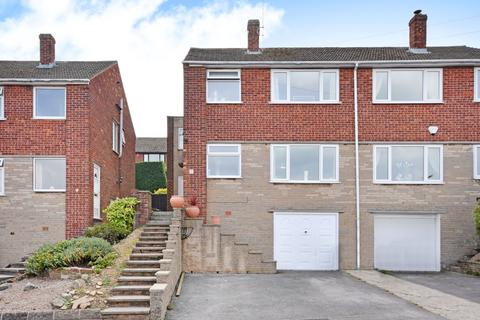 3 bedroom semi-detached house for sale - Hollies Close, Dronfield, Derbyshire, S18 1TY
