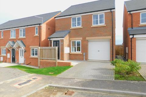 3 bedroom detached house for sale - PARSLEY CLOSE, EASINGTON VILLAGE, Peterlee Area Villages, SR8 3FD