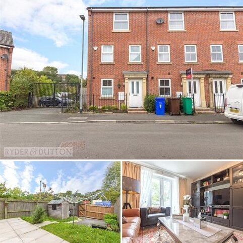 4 bedroom end of terrace house for sale - Hawkins Close, Blackley, Manchester, M9