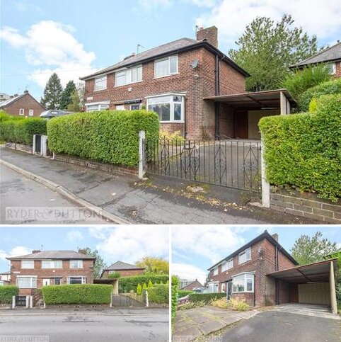 3 bedroom semi-detached house for sale - Dalham Avenue, Blackley, Manchester, M9