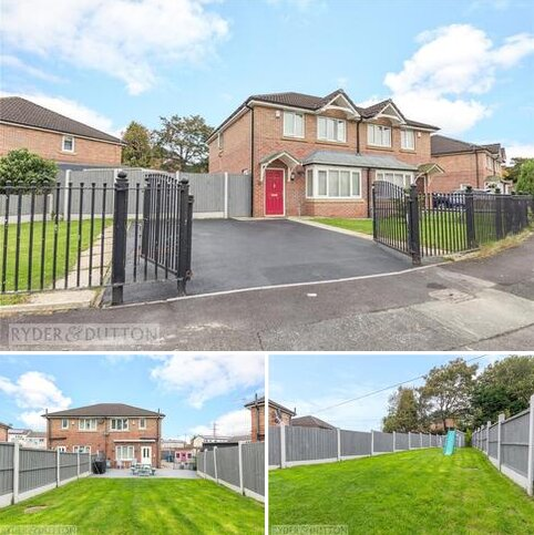 3 bedroom semi-detached house for sale - Rosewood Road, Higher Blackley, Greater Manchester, M9
