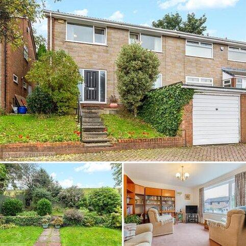 3 bedroom semi-detached house for sale - Higher Rise, Shaw, Oldham, OL2