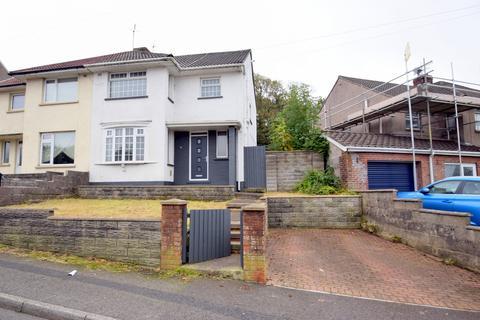 3 bedroom semi-detached house for sale - 6 Ffordd-y-Mynach, Pyle, Bridgend, Bridgend County Borough, CF33 6HT