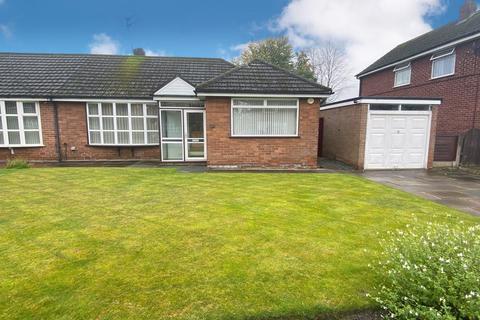 3 bedroom semi-detached bungalow for sale - Silverdale Road, Gatley
