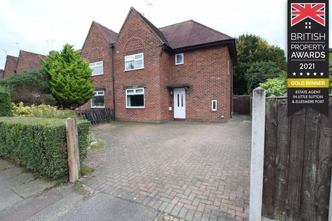 3 bedroom end of terrace house for sale - Blacon Avenue, Blacon, Chester
