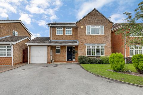 4 bedroom detached house for sale - Rowthorn Drive, Monkspath