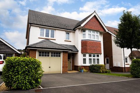 4 bedroom detached house for sale - Clos Goch, Pentyrch