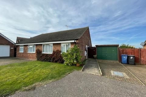 2 bedroom semi-detached bungalow for sale - Garden Close, Shotley, Ipswich IP9 1LZ