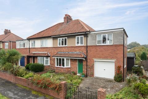 4 bedroom semi-detached house for sale - Myrtle Avenue, Bishopthorpe, York, YO23